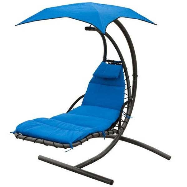 Cloud 9 Hanging Chaise Patio Lounger
