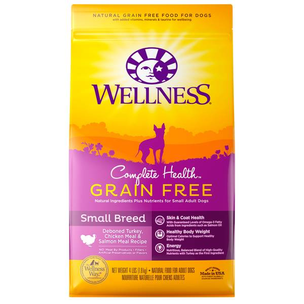 Complete Grain Free Sall Breed Dog Food