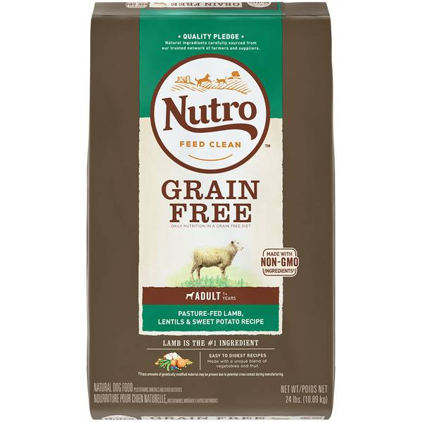 Grain Free Adult Dry Dog Food