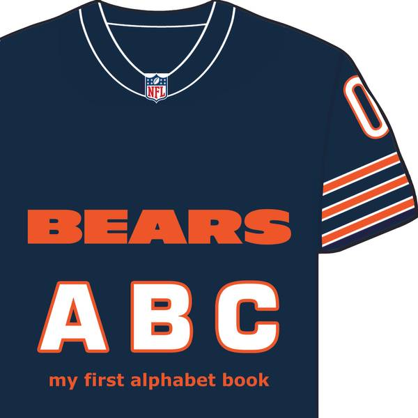 Chicago Bears ABC Book