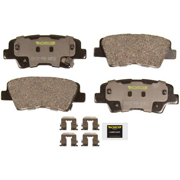 TotalSolution Ceramic Brake Pads