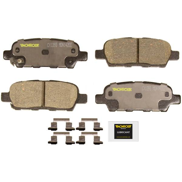 CX1393 Ceramic Brake Pads