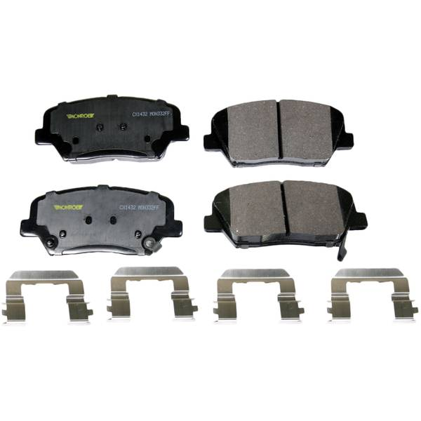 TotalSolution Ceramic Brake Pads