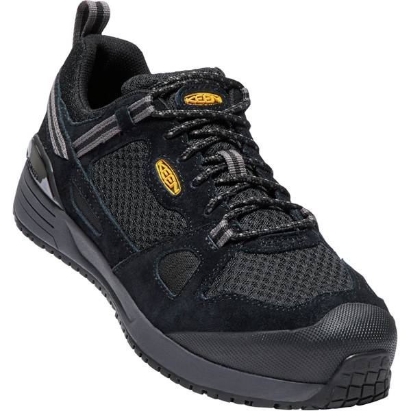 Men's Springfield Safety Toe Work Shoes