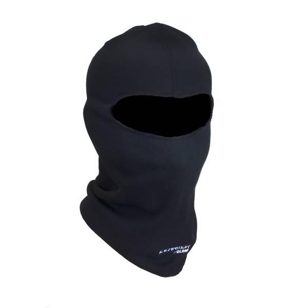 Ice Armor Fleece Facemask Black