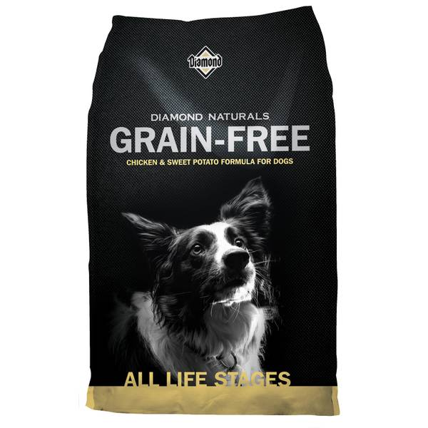 Naturals Grain-Free Chicken & Sweet Potato Formula for Dogs