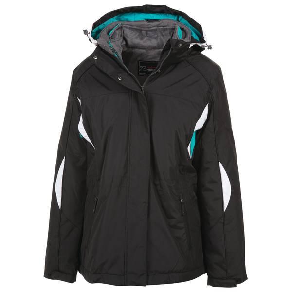 Misses 3-in-1 Elastic Waist Jacket