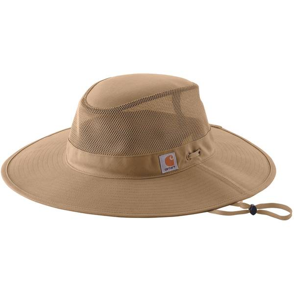 Misses Dark Khaki Odessa Sun Hat