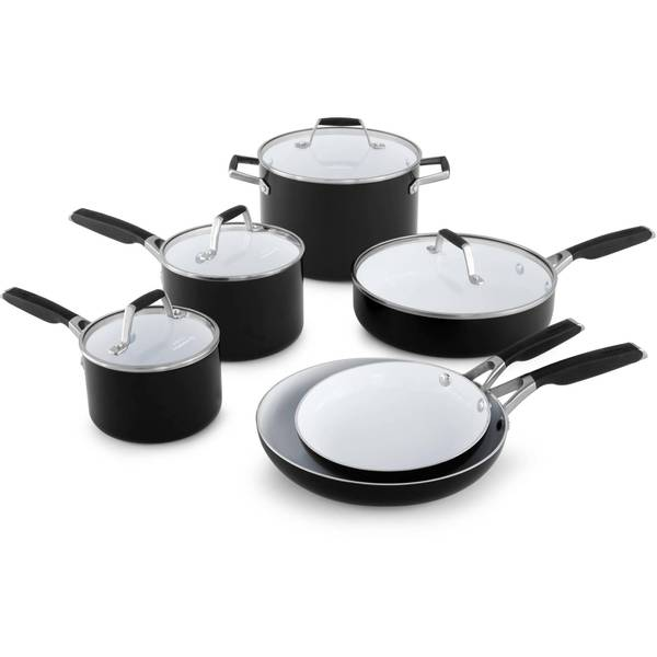 Ceramic Nonstick 10-Piece Set