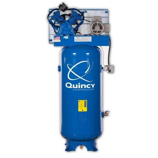 5HP 1P 230V 60 Gallon 2-Stage Air Compressor