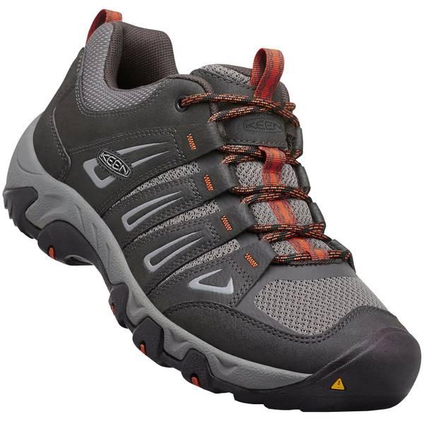 Men's Raven & Burnt Ochre Oakridge Trial Shoes