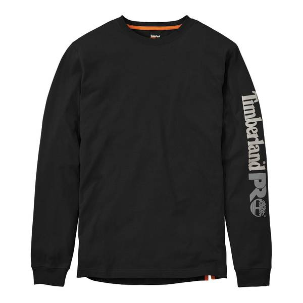 Men's Base Plate Wicking Long-Sleeve T-Shirt