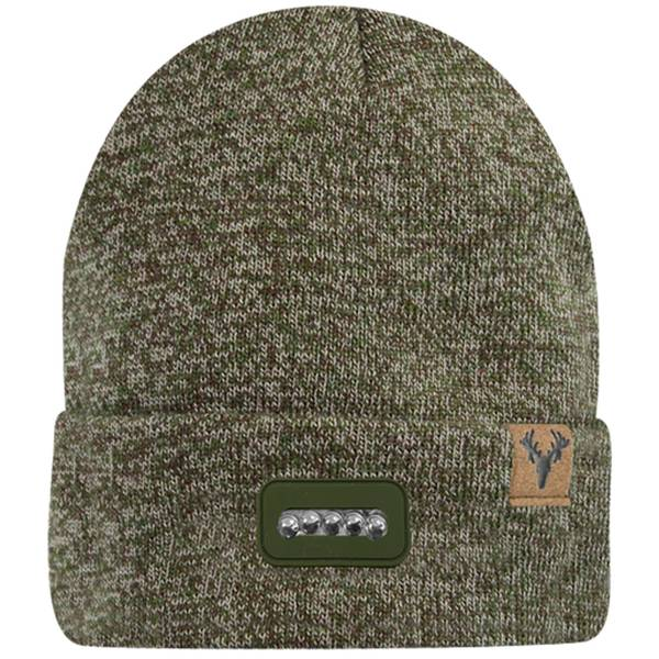 Men's Bolt LED Lighted Knit Beanie