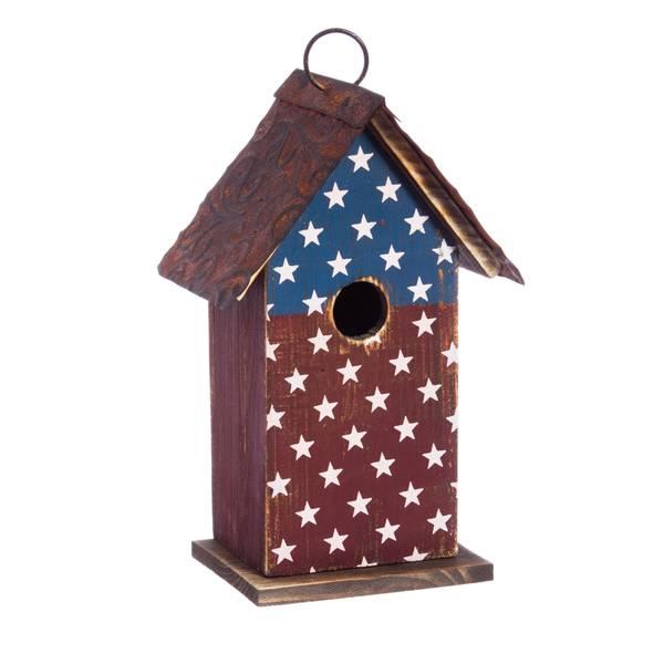 American Splendor Birdhouse