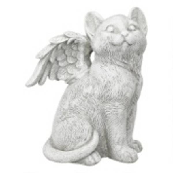 Loving Friend Pet Memorial Cat Statue