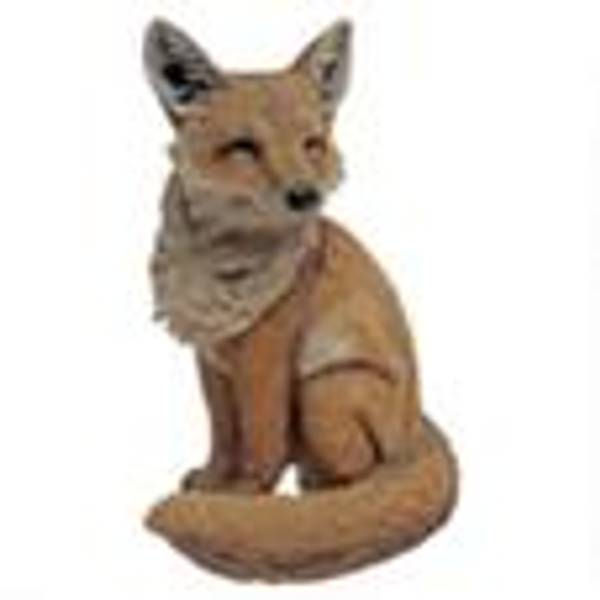 Fabian the Fox Statue