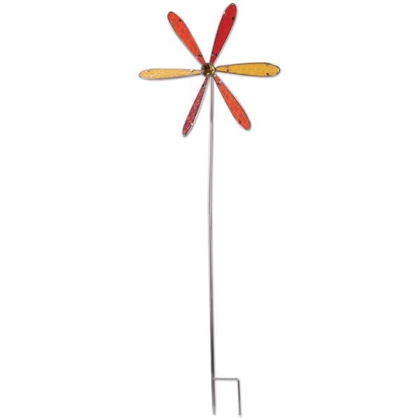 """39"""" Orange Pinwheel"""