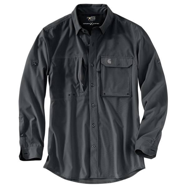 Force Men's Shadow Long Sleeve Angler Shirt