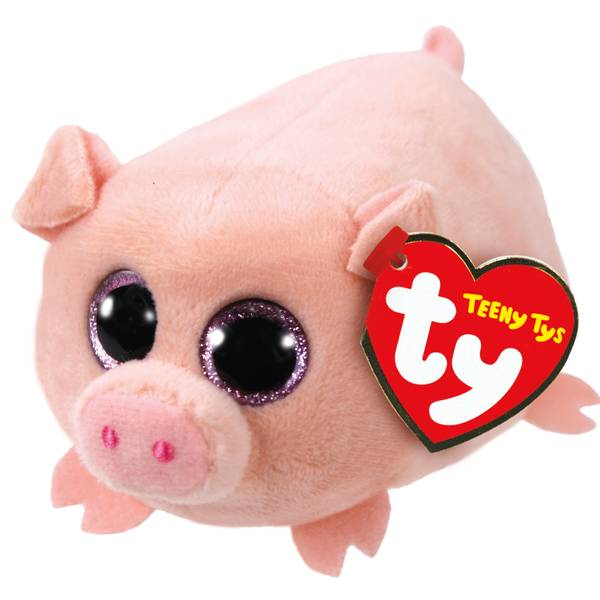 Teeny Ty Curly the Pig