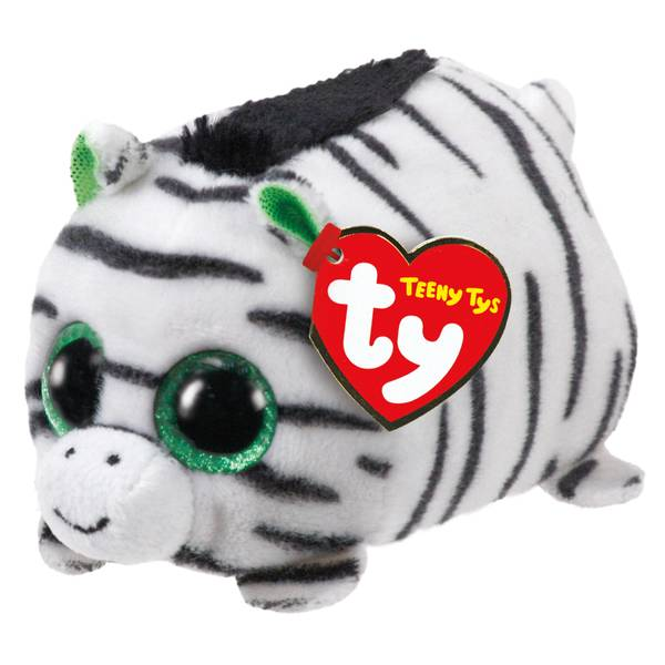 Teeny Zilla the Zebra