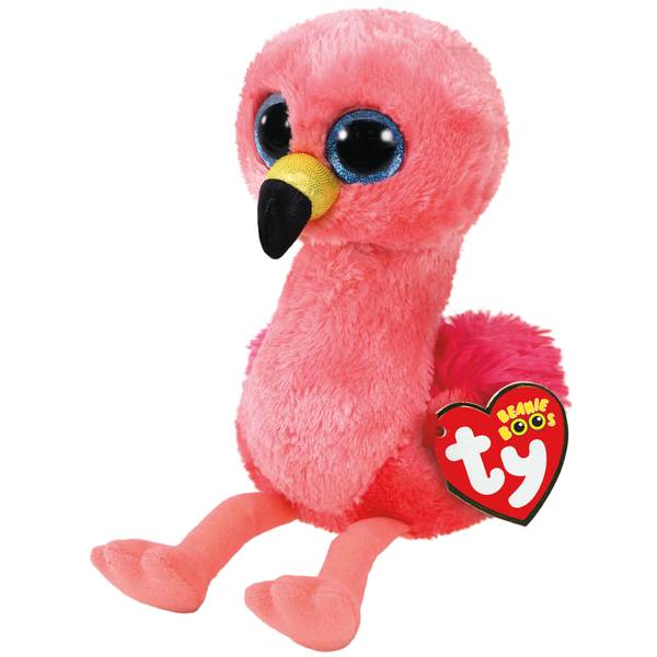 Beanie Boo Gilda the Flamingo