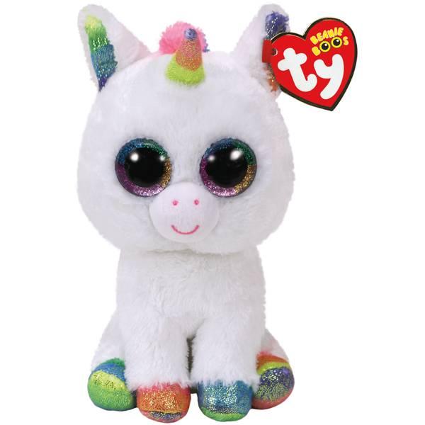Beanie Boo Pixy the White Unicorn