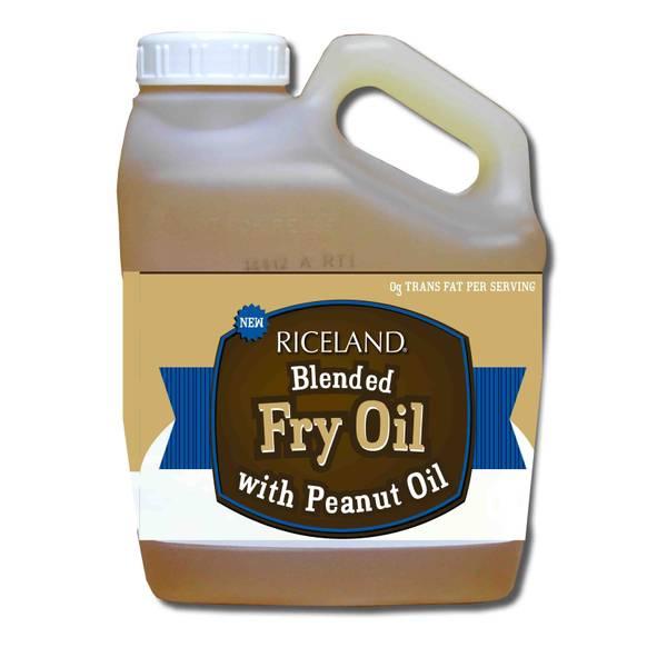 Peanut Oil Blend