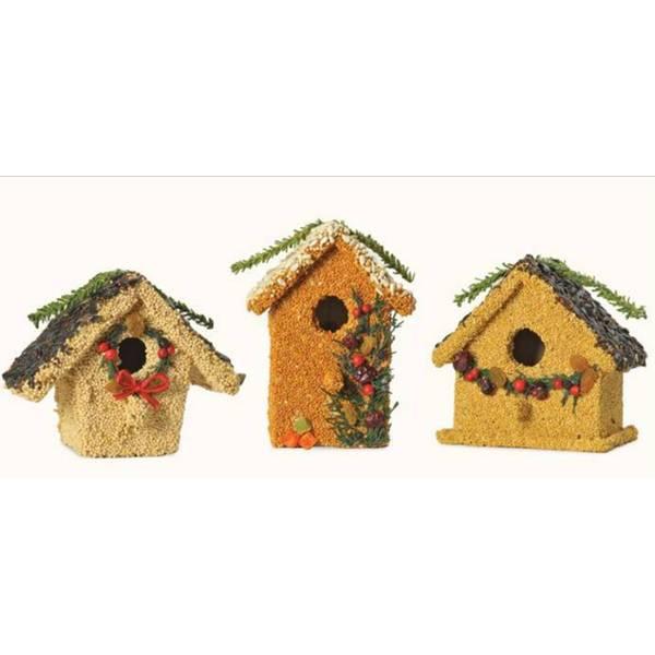Juniper Berry Bird Cottage Assortment