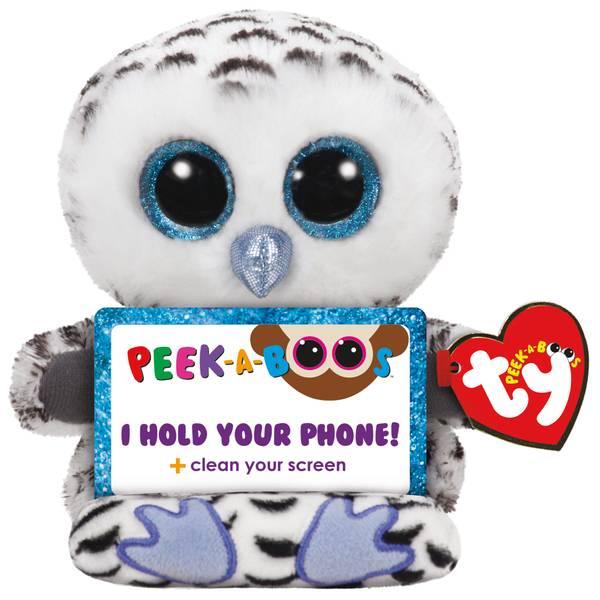 Peek-A-Boos Omar The White Owl