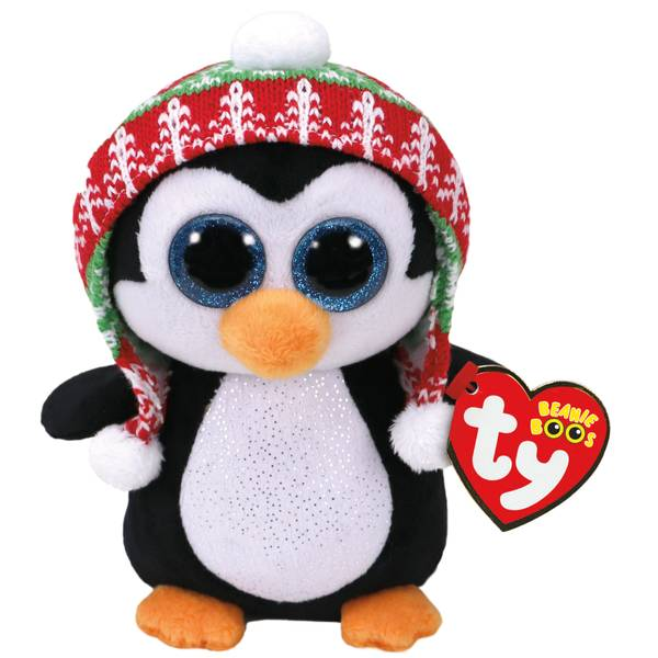 "6"" Christmas Boo Penelope The Penguin"