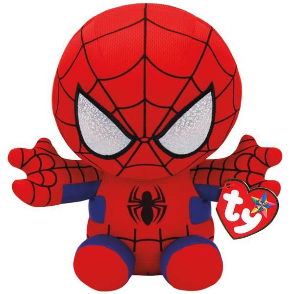 Beanie Baby Spiderman