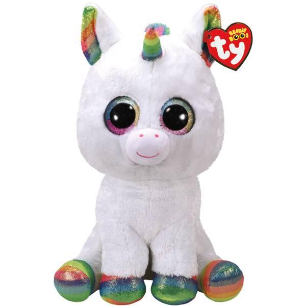 Beanie Boo Large Pixy The White Unicorn