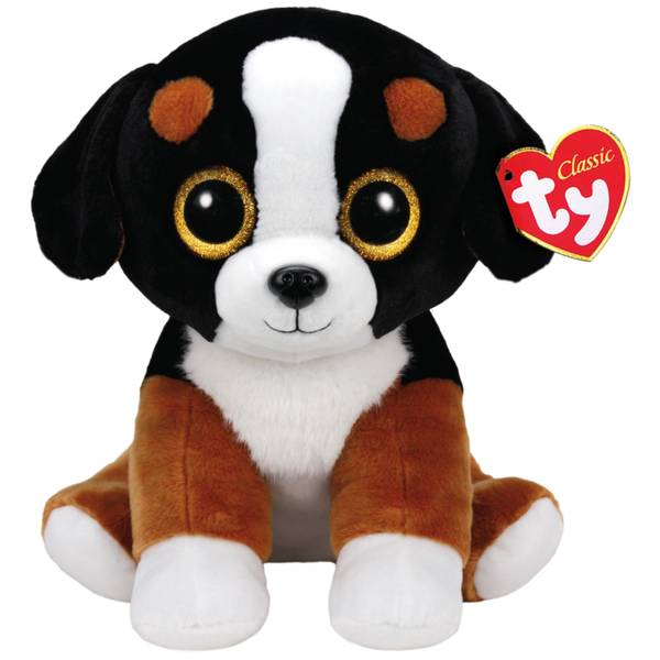 Beanie Baby Large Roscoe The Brown Dog