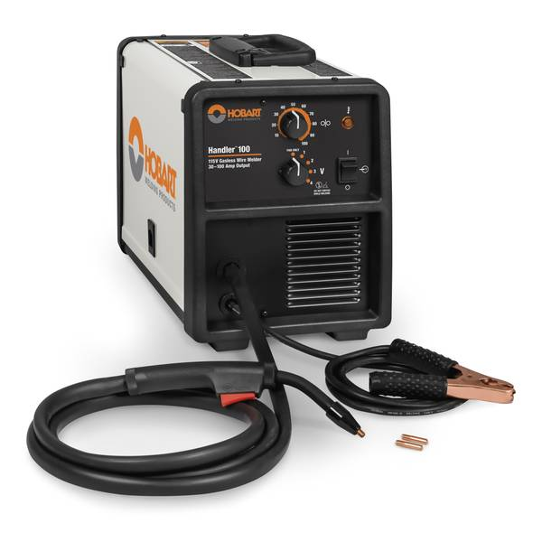 Century 80gl Wire Feed Welder From Lincoln Electric At The Welding