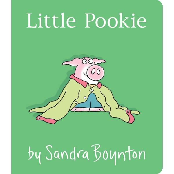 Little Pookie Board Book