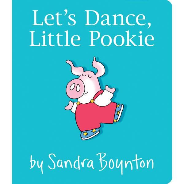 Let's Dance Little Pookie Board Book