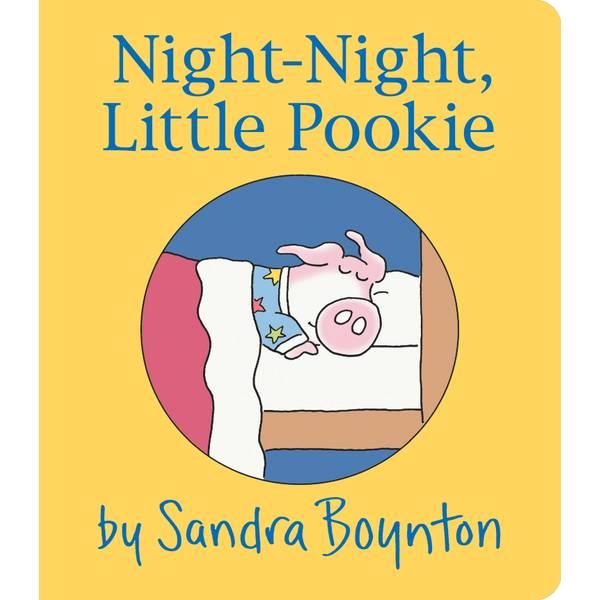 Night Night Little Pookie Board Book