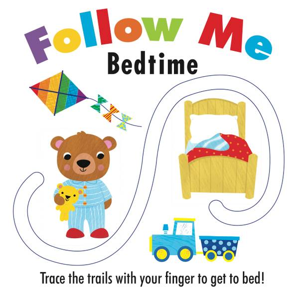 Follow Me Bedtime Book