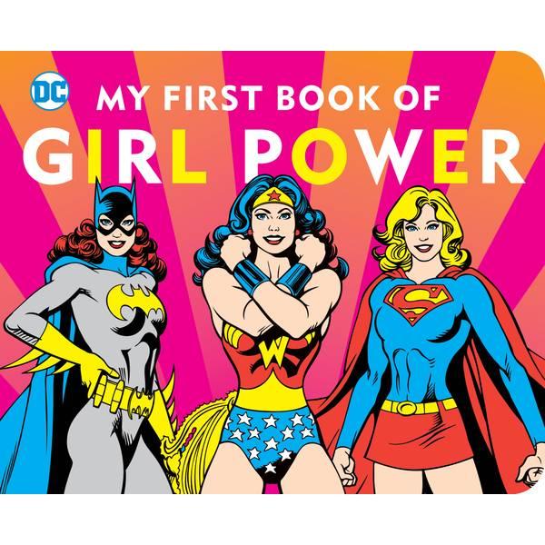 My First Girl Power Book