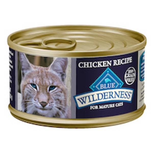 Wilderness Mature Chicken 5.5 oz. Cat Food