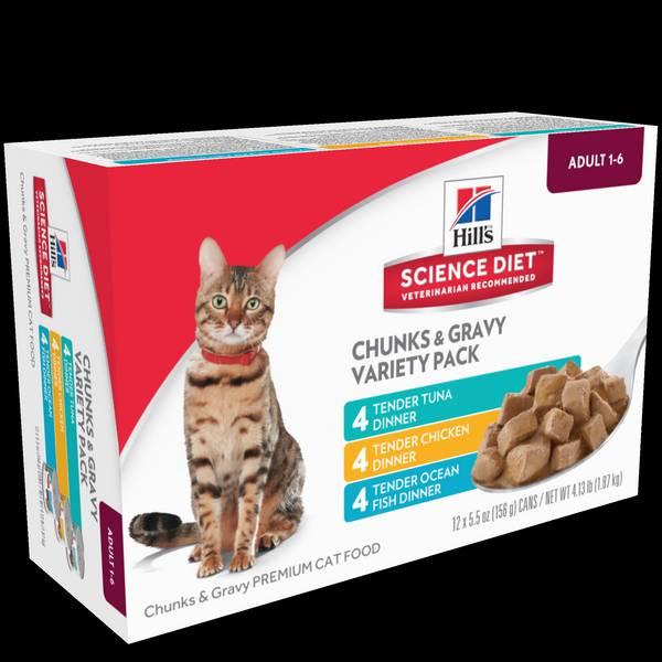 Science Diet Premium Cat Food