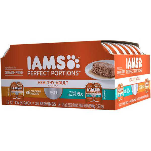 Perfect Portions Premium Cat Food - 12 Pack