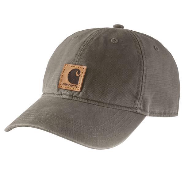 cccd67098813d Carhartt Men s Driftwood Odessa Baseball Cap