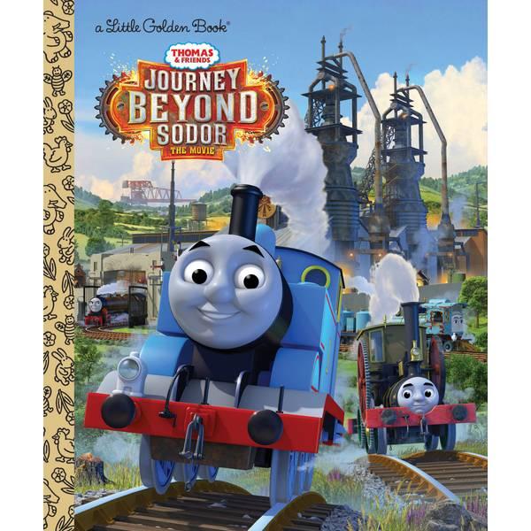 Thomas & Friends Journey Beyond Sodor Book