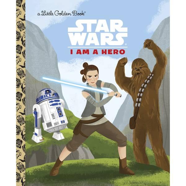 Star Wars I Am a Hero Book