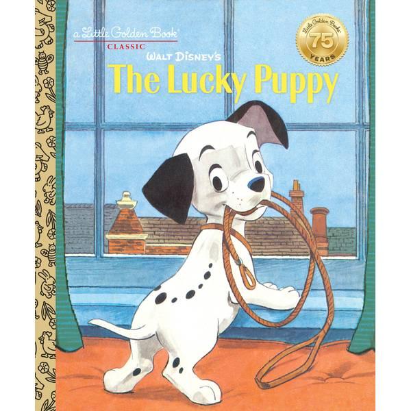 Walt Disney's The Lucky Puppy Book