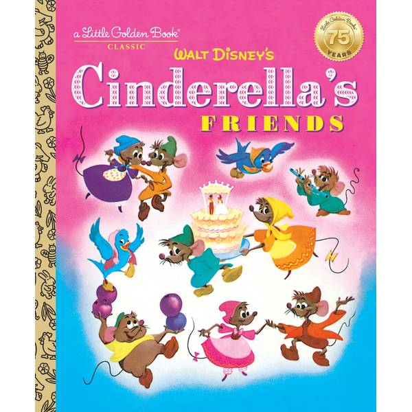 Disney Cinderella's Friends Book