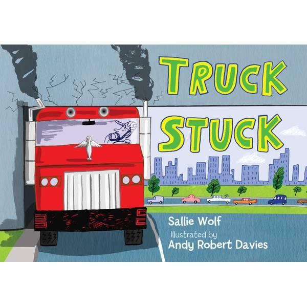 Truck Stuck Book