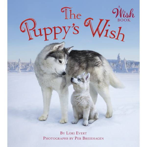 The Puppy's Wish Book