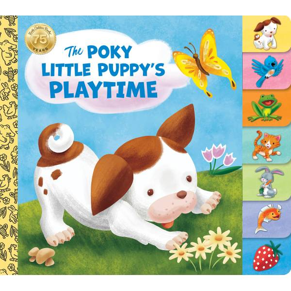 The Poky Little Puppy's Playtime Book